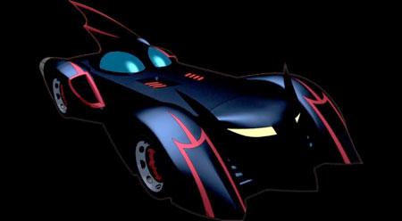 Batmobiles 2008 2012