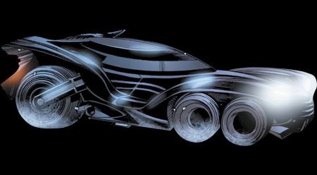 Batmobiles 2012