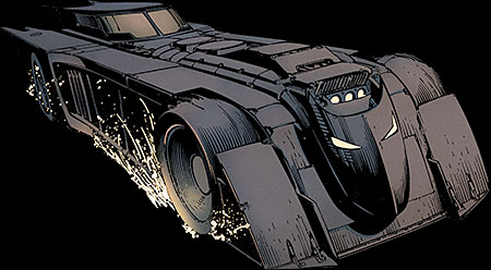 You fix a bird, you buy a cage [Batman] 2016-batman-1-batmobile