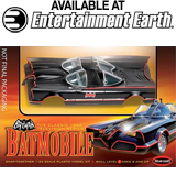 Batman 1966 TV Batmobile Snap Fit Model Kit