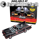 Batman Batmobile Classic Model Kit in Collector Edition Tin