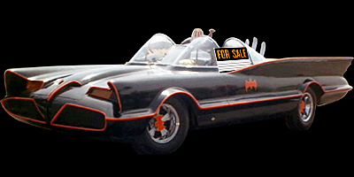 Batmobile Myths