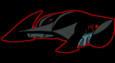 Batman Beyond Batmobile