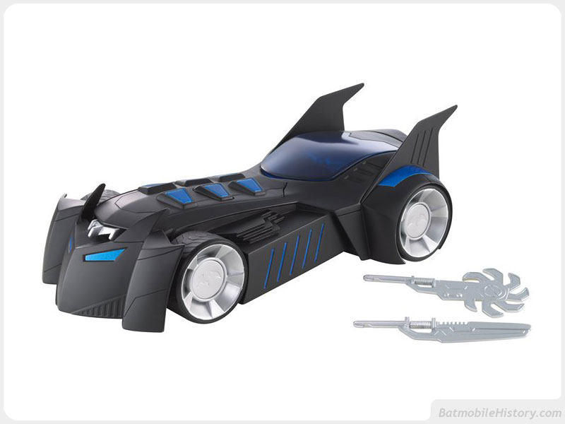 2012 Batmobile Preview