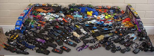 batmobile collections