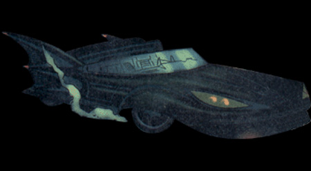 Superman/Batman Annual #2 Batmobile